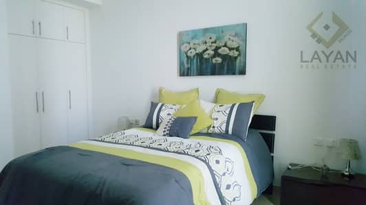 2 Bedroom Flat for Rent in Dubai Marina, Dubai - Fully Furnished Has Balcony, Chiller Free