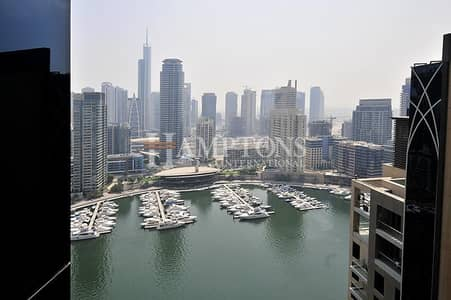 Very High Floor   Amazing Marina Views