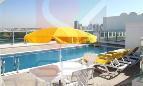 Spacious 1BHK for Rent Close to Metro Sharaf DG - Al Barsha1