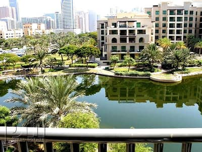 Studio for Sale in The Views, Dubai - Studio with Full Canal Views