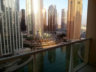 Large Studio in Lake View Tower - with Beautiful Lake View in Jumeirah Lake Towers