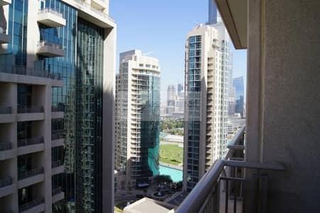 1 Bedroom Apartment for Rent in Downtown Dubai, Dubai - High Floor 1 BR