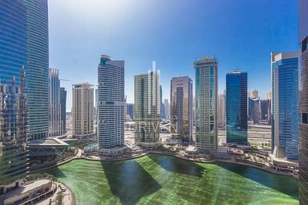 1 Bedroom Apartment for Sale in Jumeirah Lake Towers (JLT), Dubai - FOR SALE  LARGEST 1 BED APARTMENT IN JLT