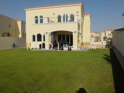 3 Bedroom Villa for Sale in Jumeirah Park, Dubai - 3 Bed Legacy Large District 6 Large Plot