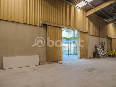 Warehouse for Rent in Al Quoz, Dubai - BRAND NEW STORAGE WAREHOUSE AVAILABLE FOR RENT IN AL-QUOZ. (MN)