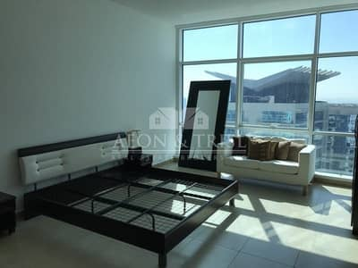 TOP Floor-Semi Furnish- w/Marina View-Chiller Free- MAG 218