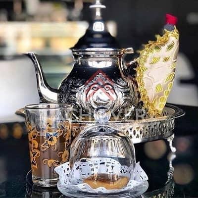 Shop for Rent in Nad Al Hamar, Dubai - Running Shisha Restaurant 15k / 20k Day!