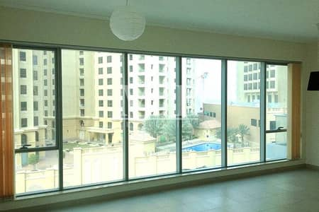 Spacious|1 Bedroom with Pool View|For Sale