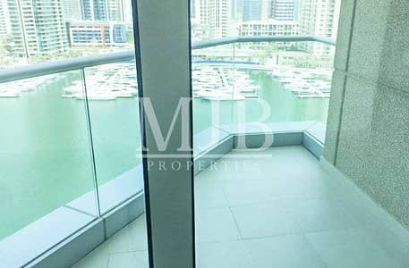 Full marina view| Aurora Tower|2 bed