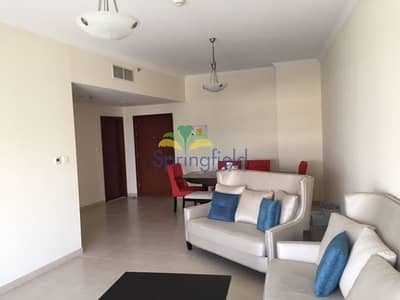 2BR with Canal view higher floor rented