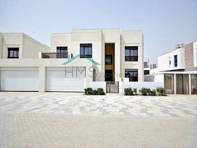 6 Bedroom Villa for Rent in Mohammad Bin Rashid City, Dubai - Modern Arabic 6 Bed Villa in District one