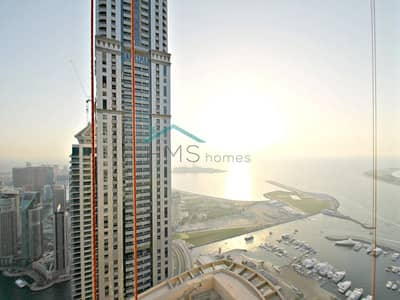 Penthouse | 4 Bed + Maids | Sea View
