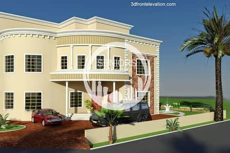 7 Bedroom Villa for Sale in Khalifa City A, Abu Dhabi - Brand New 7Bedroom Villa in Khalifa City