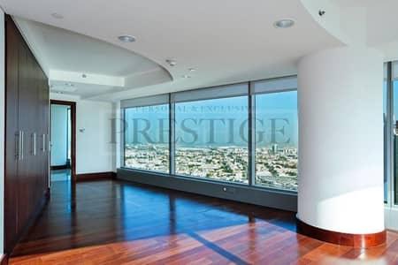 4 Bedroom Apartment for Sale in World Trade Centre, Dubai - 4br Duplex+s World Trade Centre Residences