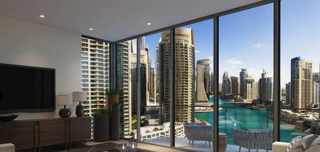 2 Br + Maids | New Launch | Marina Views