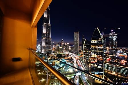 Vacant    High-Floor l Burj Khalifa View