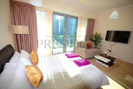 Studio for Sale in Downtown Dubai, Dubai - Exclusive Studio|Large-layout|8 Boulevard