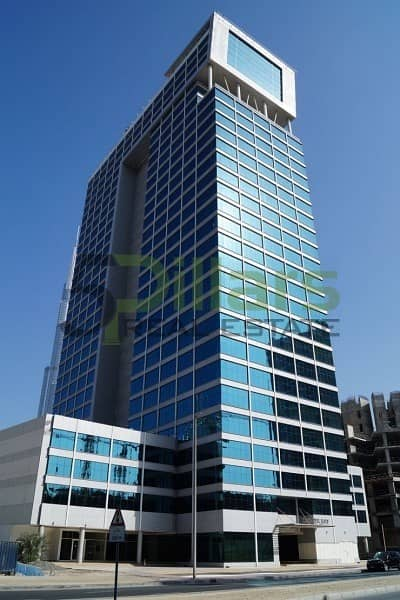 Clover Bay fully fitted office for sale AED. 795