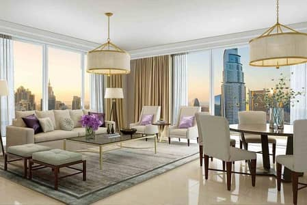 3 Bedroom Flat for Sale in Downtown Dubai, Dubai - Downtown | Luxury 3 Bed | Impressive vew