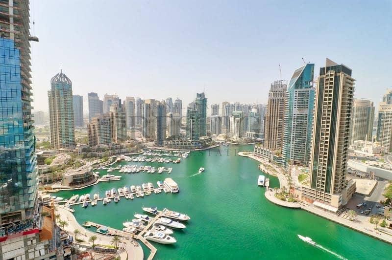 2 Dubai Marina| 2bed |Great panoramic view