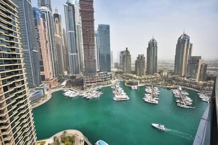 3 Bedroom Apartment for Sale in Dubai Marina, Dubai - Dubai Marina | 3 Bed | Marina & Sea view