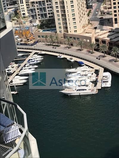 1 Bedroom Apartment for Rent in Dubai Marina, Dubai - Chiller free fully furnished one bedroom for rent in DUBAI MARINA