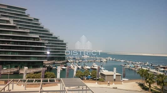 Studio for Rent in Al Raha Beach, Abu Dhabi - Vacant - Sea View Studio Flat in Al Barza