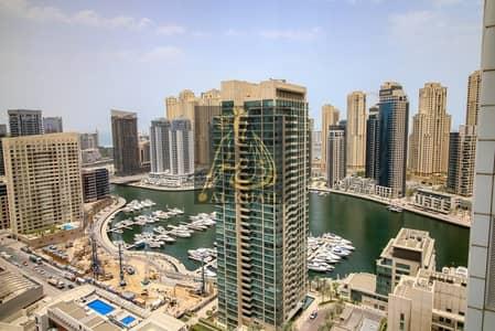 2 Bedroom Flat for Sale in Dubai Marina, Dubai - Magnificent 2-Bedroom Apartment for sale in Dubai Marina | High-Floor | Close to Metro Station