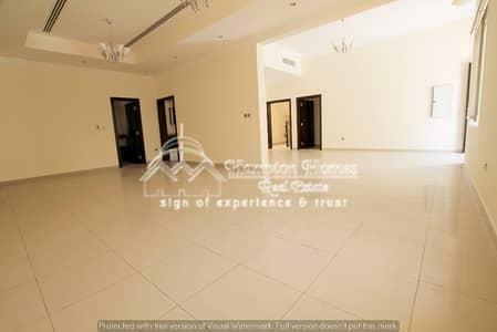 Near Zahra Hoapital 5bed maid compound villa rent 185k