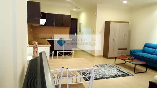 Large Studio Furnished Balcony Al Sufouh