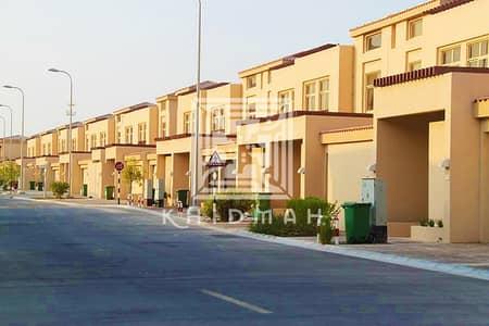 4 Bedroom Villa for Rent in Khalifa City A, Abu Dhabi - Comfortable Lifestyle Living 4 BR Villa in Golf Gardens Gardenia