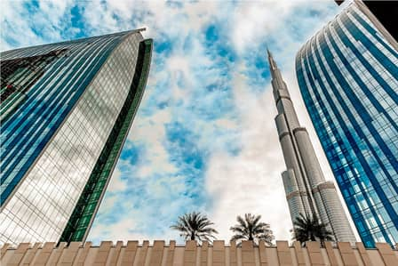 Office for Rent in Downtown Dubai, Dubai - Affordable Semi-Private Office Space in Downtown in Boulevard Plaza Tower 1, Dubai