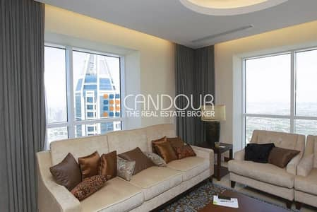 Fully Furnish 2 B apartment for Sale in Marina 101