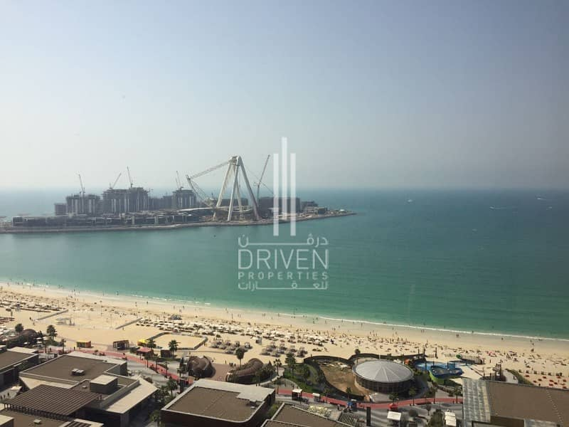 Perfect Layout l Full Sea Views 3 BR Apt
