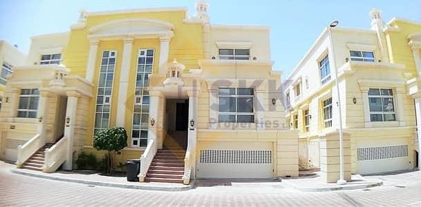 4 Bedroom Villa for Rent in Al Forsan Village, Abu Dhabi - 4 BR Villa w/ Pvt Garden and Maid's room
