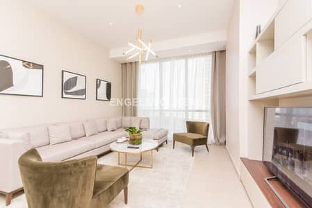 Unique 2 Bed + Maid room in Dubai Marina