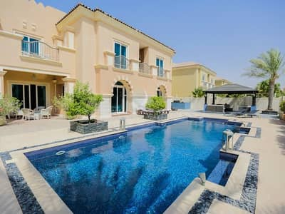 5 Bedroom Villa for Sale in Dubai Sports City, Dubai - New to the Market Rare B1 Home Golf View