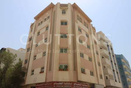 1 Bedroom Flat for Rent in Al Qulayaah, Sharjah - One bedroom apartment in Al Qulayaah