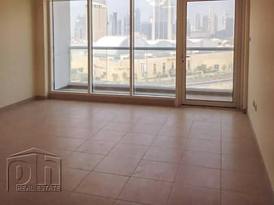 Studio for Sale in Downtown Dubai, Dubai - Downtown View Great Investment High Floor