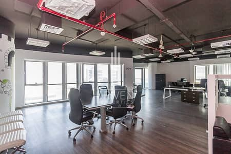 Office for Rent in Barsha Heights (Tecom), Dubai - Fully Fitted Office | Tameem House Tecom