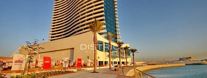 1 Bedroom Flat for Rent in Al Reem Island, Abu Dhabi - Book Now - 1BR Available by August in Marina Ba