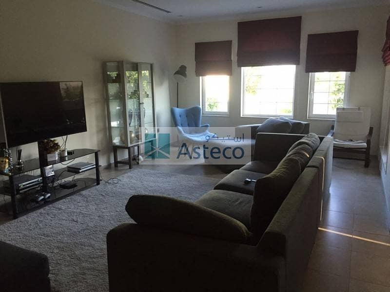 2 Beautiful 3 Bedroom Villa in Jumeirah Park