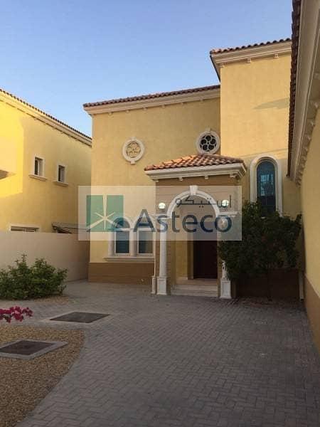 7 Beautiful 3 Bedroom Villa in Jumeirah Park