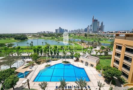 Full Golf and Pool View