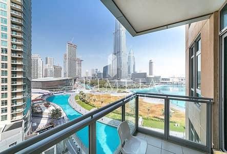 Perfect Fountain & Burj Khalifa View | 3 Beds Apt