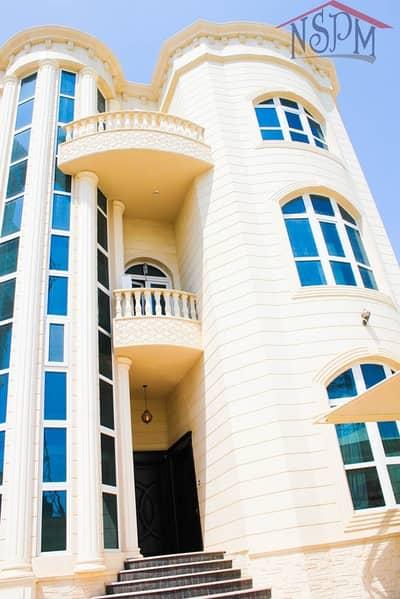 Studio for Rent in Al Zaab, Abu Dhabi -  terrace