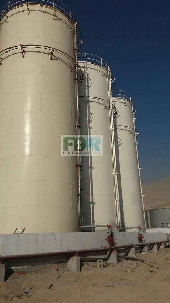 2 Brand new Oil Terminal for sale in Ras Al Khaimah