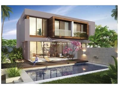4 Bedroom Villa for Sale in DAMAC Hills (Akoya by DAMAC), Dubai - 4BR in Long View cannot get better than this