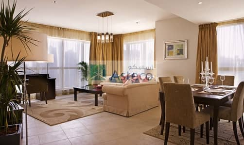 2 Bedroom Flat for Rent in Dubai Marina, Dubai - Residential & Serviced Apartments | Exclusive with Asteco