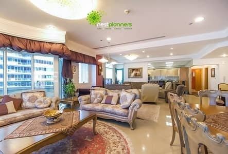 Full Sea View 4 bhk apt. for Sale